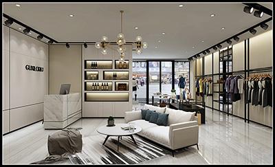 Clothing Display Racks and Interior Design