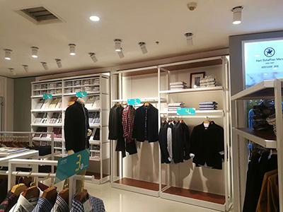 Clothing Display Racks and the Shop Design