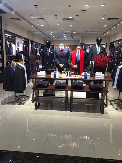 Display Tables and Clothing Display Racks