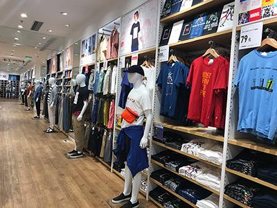 Marketing Analysis on clothing display racks