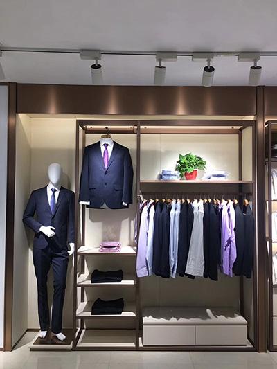 Multi-functional Clothing Display Racks