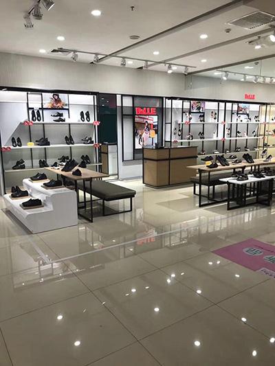 Shoe Display Racks and Clothing Display Racks