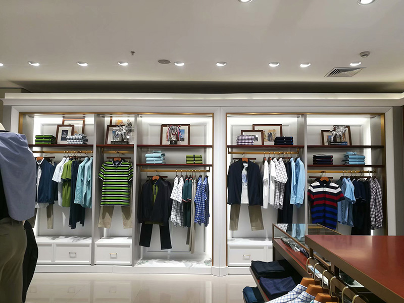 Solutions to Protect the Clothing Display Racks