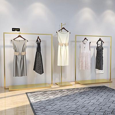 The Beautiful Clothing Display Racks