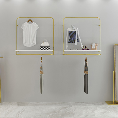 The Fine Art of Clothing Display Racks