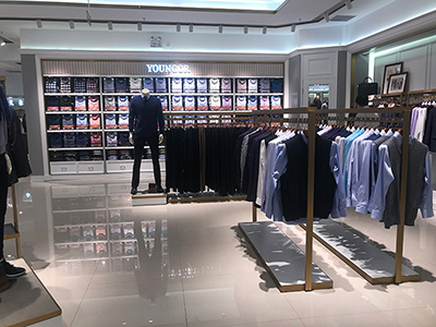 The Functions of Clothing Display Racks