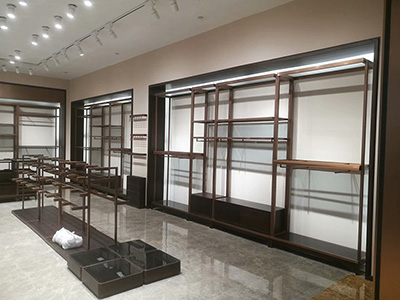 The Importance of Clothing Display Racks in Store
