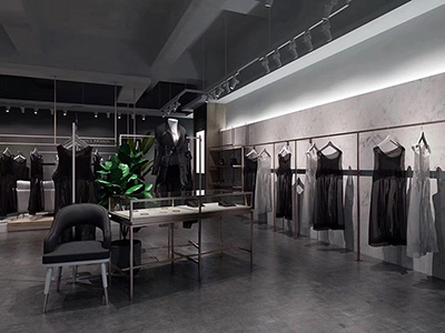 The Influence of Consumption Psychology on Clothing Display Racks