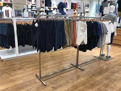 The Market Impact on Clothing Display Racks