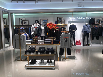The Prospect of Clothing Display Racks