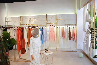 The Skills of Using Clothing Display Racks