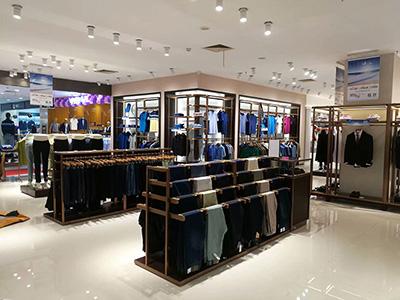 Trousers Display Rack in Clothing Display Racks